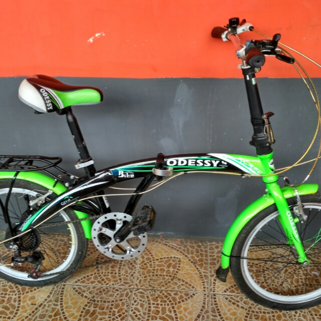 Sepeda Merk Odessy Olah Raga Sepeda Di Carousell