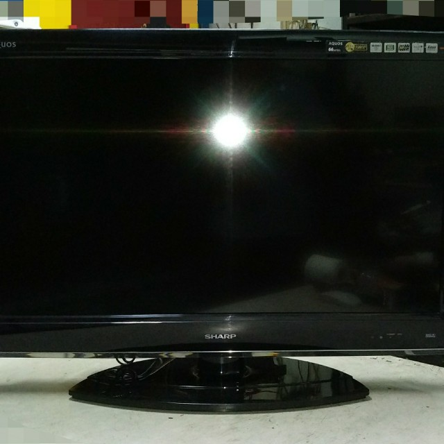 "Sharp Lcd 32"" Full HD"