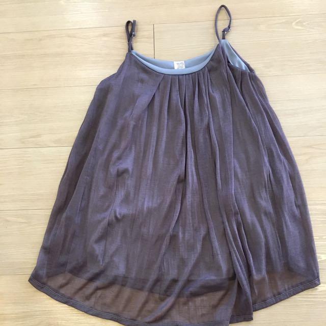 Shimmering Mini dress or long tunic