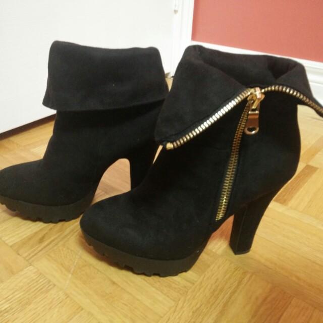 Siren's Boots