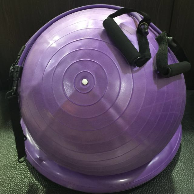 Sport-gym-65cm韻律生產球組含底座貝果環