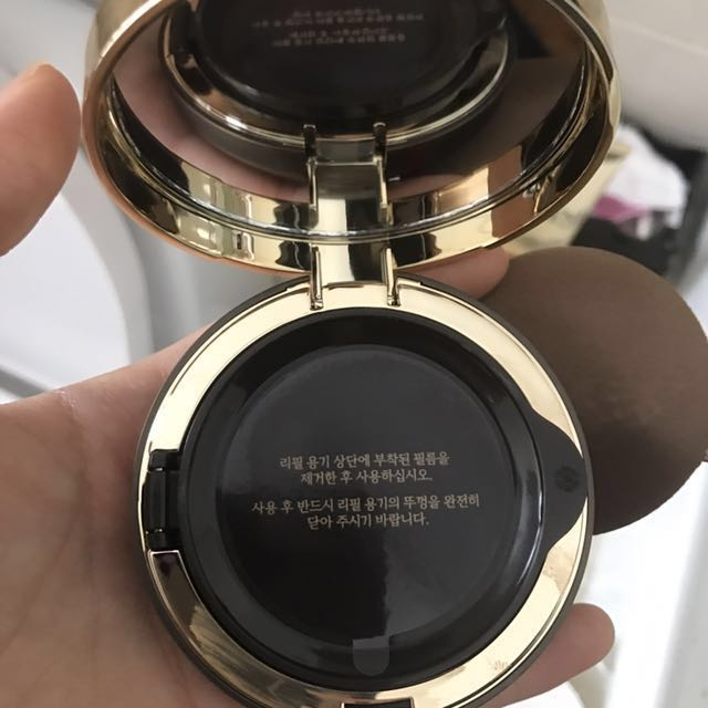 Sulwhasoo perfecting cusion with one refill package