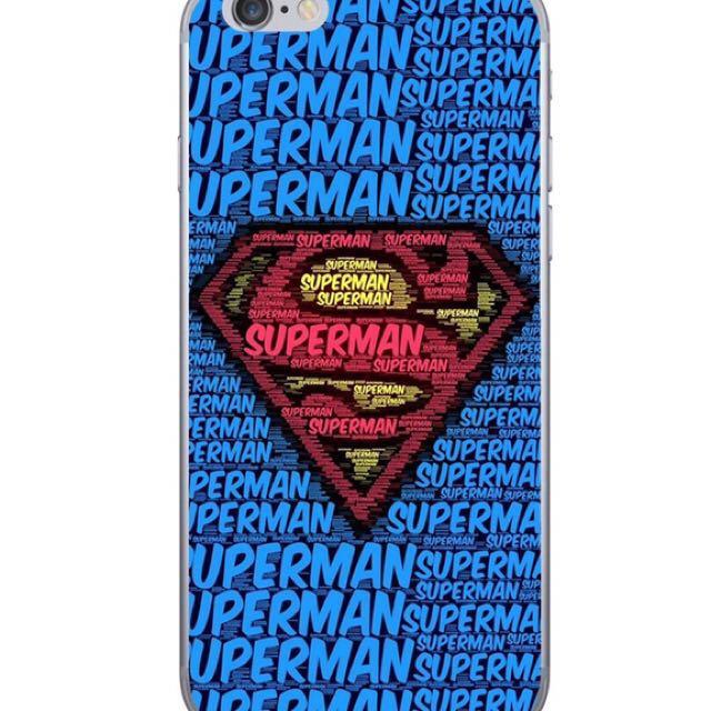 Superman Iphone 7 Casing