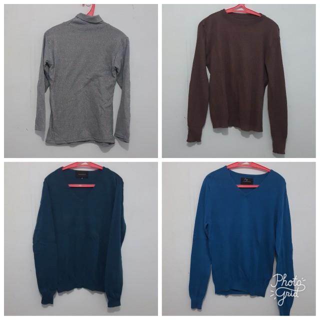 Sweater 130rb dapat 4