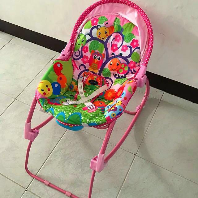Tempat duduk Kereta / ayunan bayi / baby