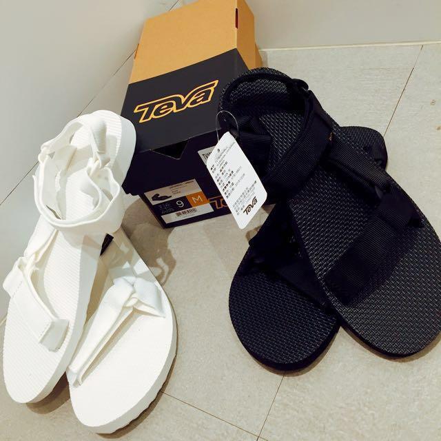 Tera 白色涼鞋