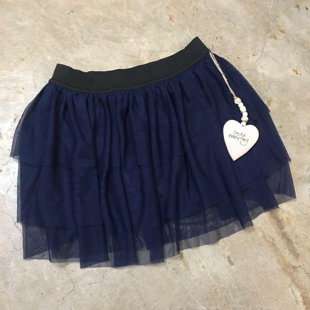 Terranova Blue Skirt
