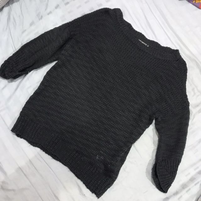 Terranova knitted pullover sweater
