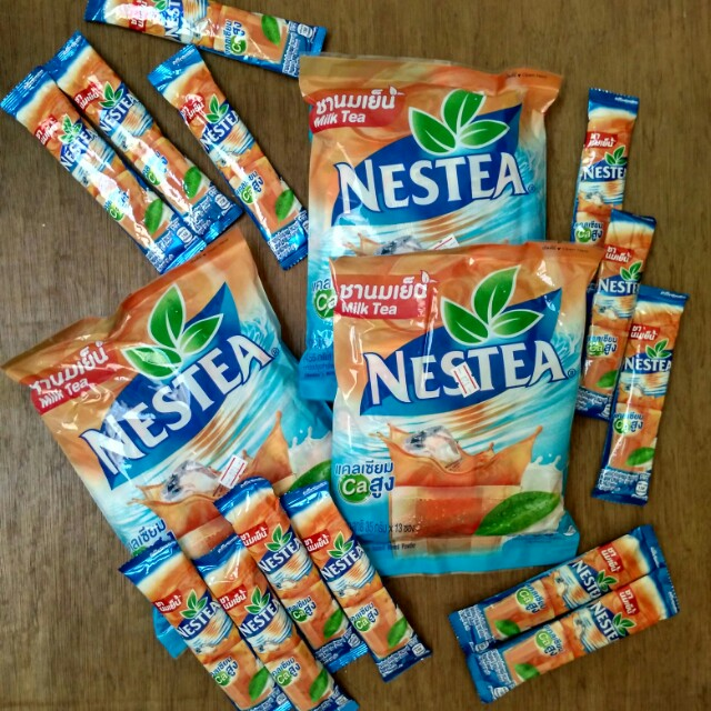 Thai Tea by Nestea (ori from Thai)