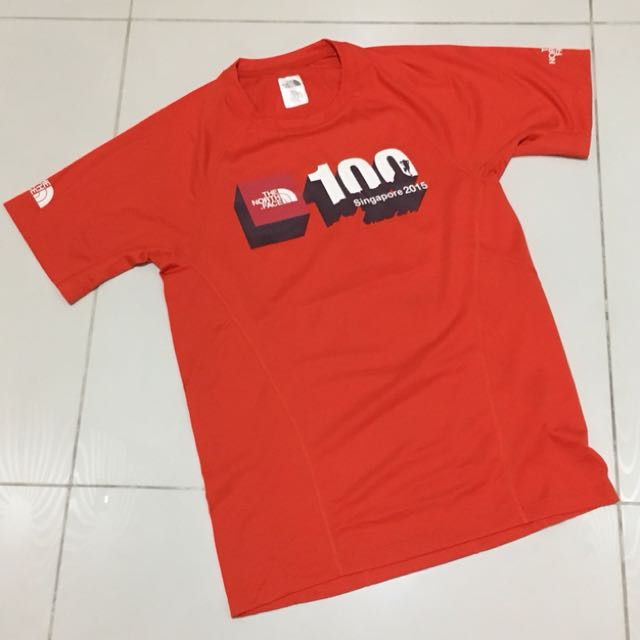 8eef00925 The North Face 100 Singapore Run T-shirt, Sports, Sports Apparel on ...