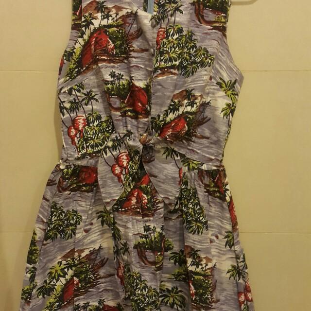 Top shop summer mini dress