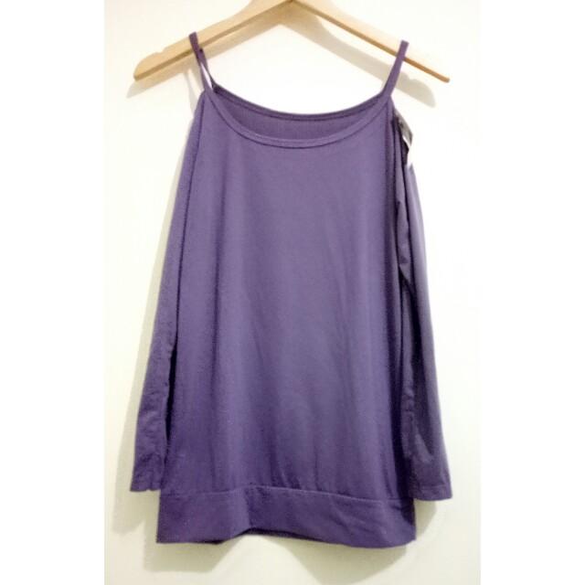 Top ungu