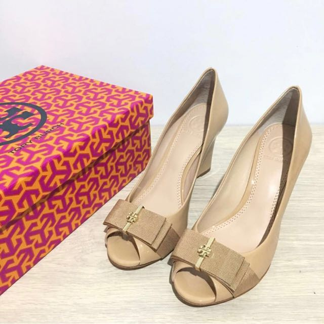 Tory Burch Trudy 85mm Open Toe