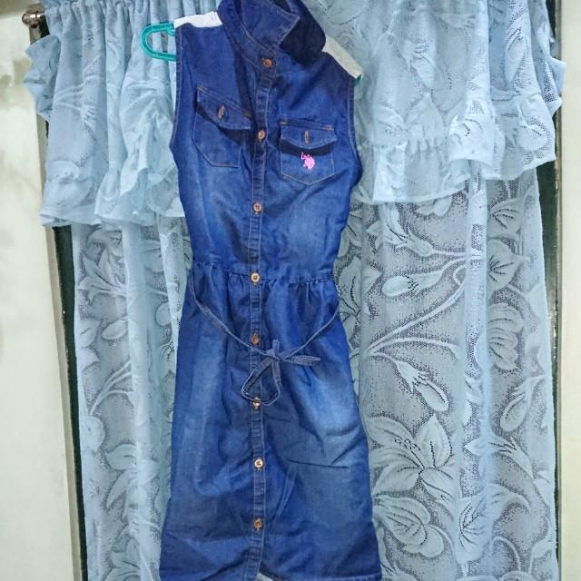 U.S. Polo Assn.Denim Dress