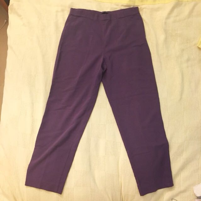 Vintage purple pants