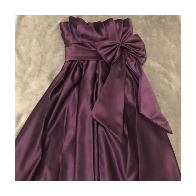 Violet Evening Dress from Miyuki