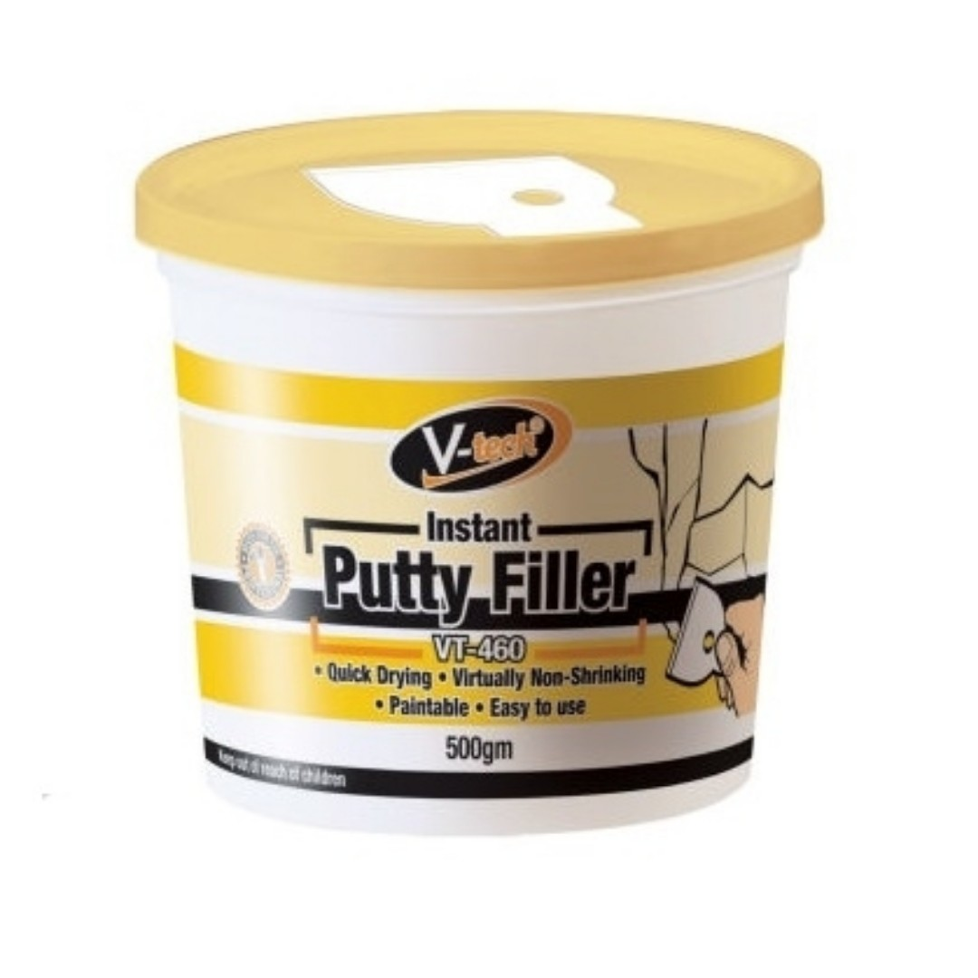 Wall Putty Filler 500G