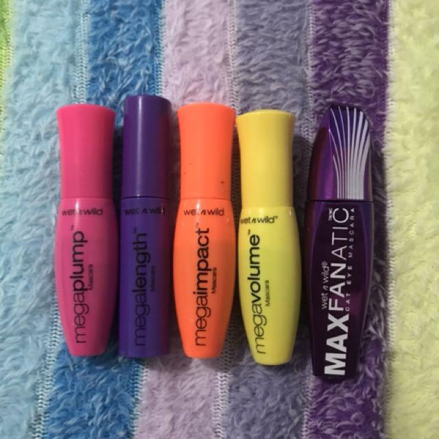 Wet n Wild mini mascara