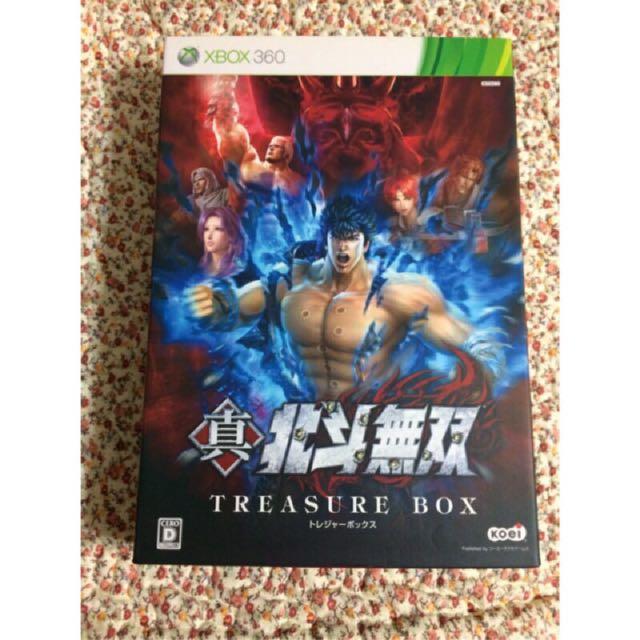 XBOX360真北斗無雙限量典藏版