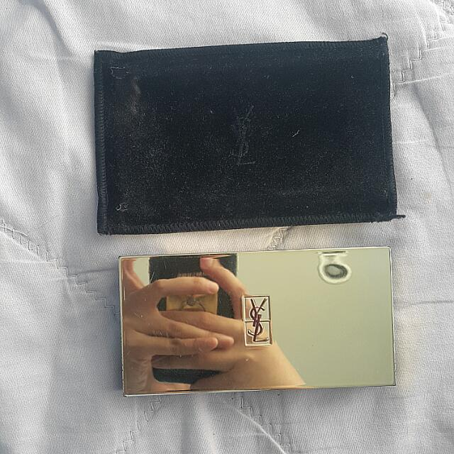 YSL Compact Powder Case