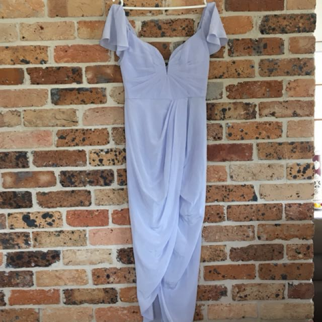 Zimmerman Drape Dress