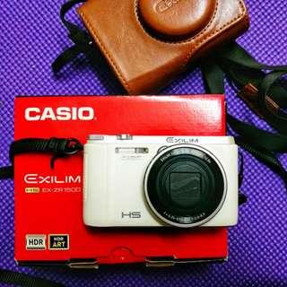 Casio Ex-ZR 1500