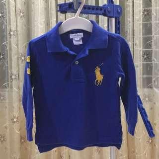 二手Ralph Lauren polo衫