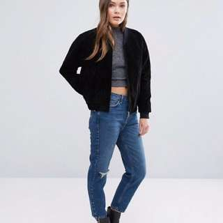 BNWT New Look ripped mom jeans