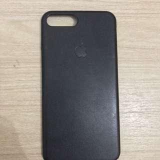 Iphone 7plus leather case