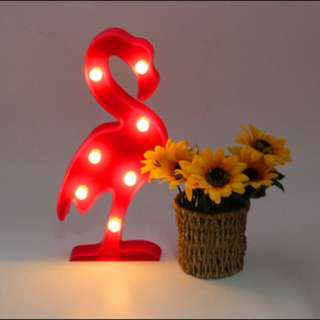 Flamingo LED Lamp