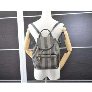 Vintage Fendi Backpack ❌ Celine Gucci prada Hermes Ysl Porter
