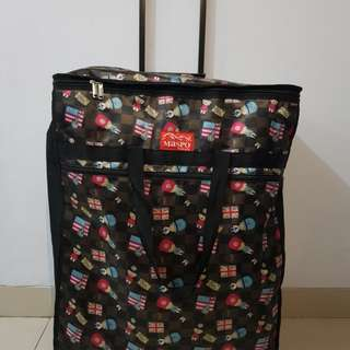 SUPER SALE MASPO TROLLEY LUGGAGE