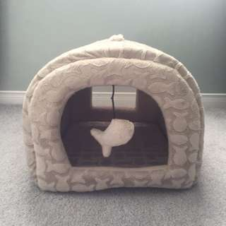 Den Cat Bed