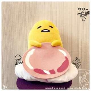 🚚 【蛋黃哥】日版 FURYU 景品 火腿蛋