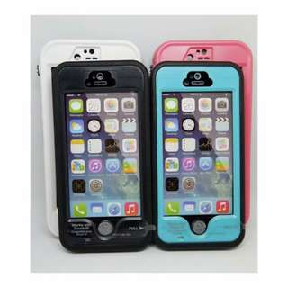 """Waterproof case for iphone 5s,6 to 7 """"Order now"""" Limited offer"""