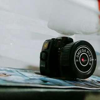 全球最小單眼相機 高清 微型攝影機 攝像機 Y2000 超小迷妳dv相機隱形無線 數位攝像頭