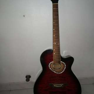 Acoustic Guitar(final price)