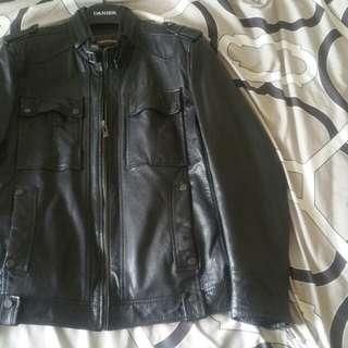 Genuine DANIER leather jacket