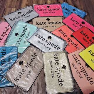 🚚 🔥正版現貨🔥Kate spade 六色限量 親自實拍 手拿包 紐約帶回 限量款 手機包 手拿包 零錢包 皮夾 隨身包