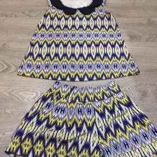1 set blouse