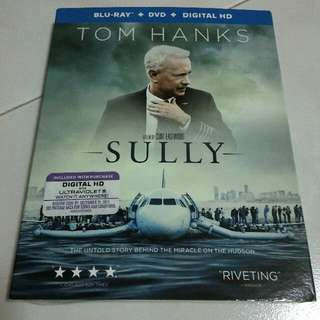 Sully Bluray/DVD
