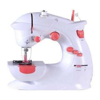 Mini Sewing Machine w/64pc Bobbin NEW