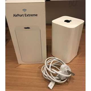 Airport Extreme 802.11ac 6th generation (ME918LL/A)