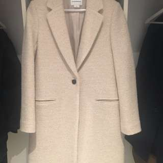 Club Monaco Italian wool coat