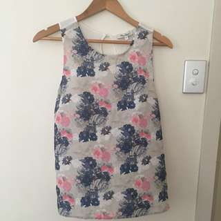 Miss Shop Top Sz 10 Great Condition