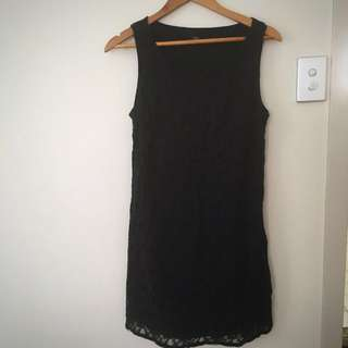 Little Black Dress Sz S-M