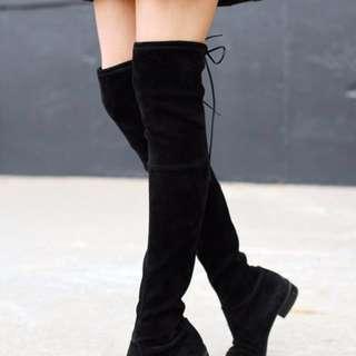 *replica* Stuart Weitzman Lowland Boots