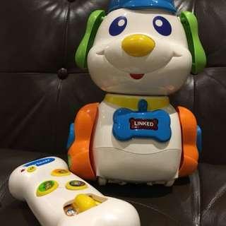 Toddler/Kids toy Vetch dog and bone