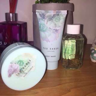 Ted Baker Pamper set