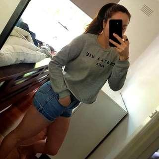 Short cut jumper